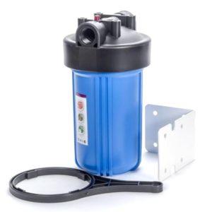 Предварительная водоподготовка (магистральные фильтры)