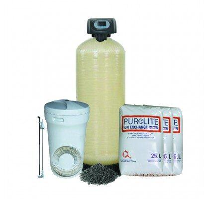 Комплект умягчения до 3,0 м3/час (Runxin+Purolite)